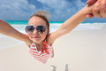 Beach Fun Royalty Free Stock Images - 34022989