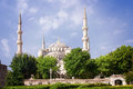 Blue Mosque In Istanbul Stock Photo - 34048840