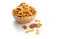 Salted Party Snacks Stock Photo - 34055070