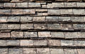 Old Tile Roof . Stock Photos - 34062843