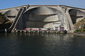 Hydroelectric Dam Stock Image - 34072801