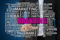 Branding Marketing Concept Stock Photography - 34075082