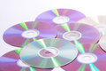 Pile Of Old Cds Stock Image - 34084891