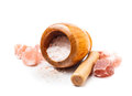Himalayan Pink Salt Stock Photography - 34104892