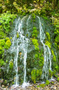Wellspring With Small Cascades At Tara Mountain And National Park Royalty Free Stock Image - 34138906