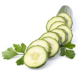 Cucumber Slices Stock Images - 34152704