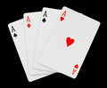 Playing Cards Royalty Free Stock Photography - 34153867