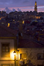 Portugal: Buildings Of Porto Royalty Free Stock Photos - 34159238