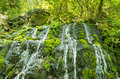 Wellspring With Small Cascades At Tara Mountain And National Park Stock Images - 34164404