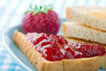 Slices Of Toast Royalty Free Stock Photos - 34196798