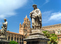 Palermo Cathedral Royalty Free Stock Photos - 34197438