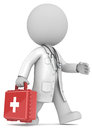 First Aid Kit. Royalty Free Stock Photography - 34199027