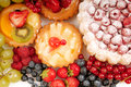 Pastry And Fruit Stock Photo - 3427540