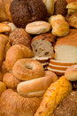Various Types Of Bread Stock Photos - 3428033
