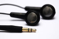 Earphones With Jack Stock Photography - 34202272