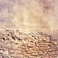 Texture Of Old Stone Wall Royalty Free Stock Photos - 34208938