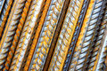 Rods Of Steel Rebar Royalty Free Stock Photography - 34230607
