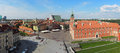 Warsaw Panorama Royalty Free Stock Photography - 34266457