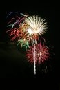 Bouquet Of Fireworks Stock Photography - 34283152