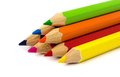 Colour Pencils . Royalty Free Stock Image - 34298686