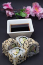 California Sushi Roll Stock Photography - 34309872