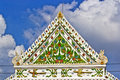 Gable Roof Royalty Free Stock Photo - 34323725