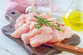 Raw Chicken Royalty Free Stock Image - 34359976