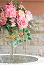 Fake Roses For Home Decoration Stock Image - 34361701
