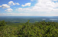 A View From The Top Of Bear Mountain Connecticut Stock Photo - 34377140