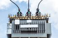 Electric Transformer Royalty Free Stock Image - 34378806
