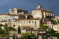 Gordes Royalty Free Stock Photography - 34431807
