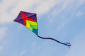 Kite In The Sky Royalty Free Stock Images - 34439349