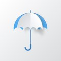 Abstract Umbrella On White Background Stock Photo - 34440380