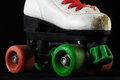 Consumed Roller Skate Royalty Free Stock Images - 34451689