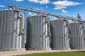 Agricultural Silo - Building Exterior Stock Image - 34458421