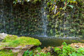 Waterfall In Butterfly Garden, Thailand Stock Image - 34475921
