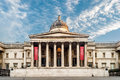 National Gallery Museum In London Stock Image - 34479741