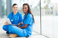 Female Doctors Royalty Free Stock Photo - 34480315