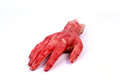 Bloody Hands Royalty Free Stock Image - 34501166