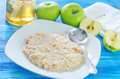 Oat Flakes Stock Image - 34501171