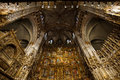 Majestic Cathedral Interiors Royalty Free Stock Image - 34503816