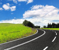 Asphalt Road Royalty Free Stock Photos - 34506708