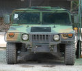 Military Vehicle Hummer Royalty Free Stock Image - 34507456