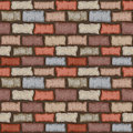 Seamless Brick Wall Royalty Free Stock Image - 34527326