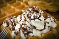 Waffles Royalty Free Stock Photos - 34541308