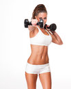 Fitness Fighter. Stock Image - 34551331