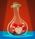 Love Potion Royalty Free Stock Photography - 34563867
