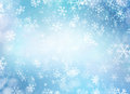 Winter Holiday Snow Background Royalty Free Stock Photos - 34578108