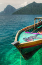 Colorful Boat Stock Photography - 34602212