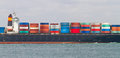 Container Ship Royalty Free Stock Images - 34608109